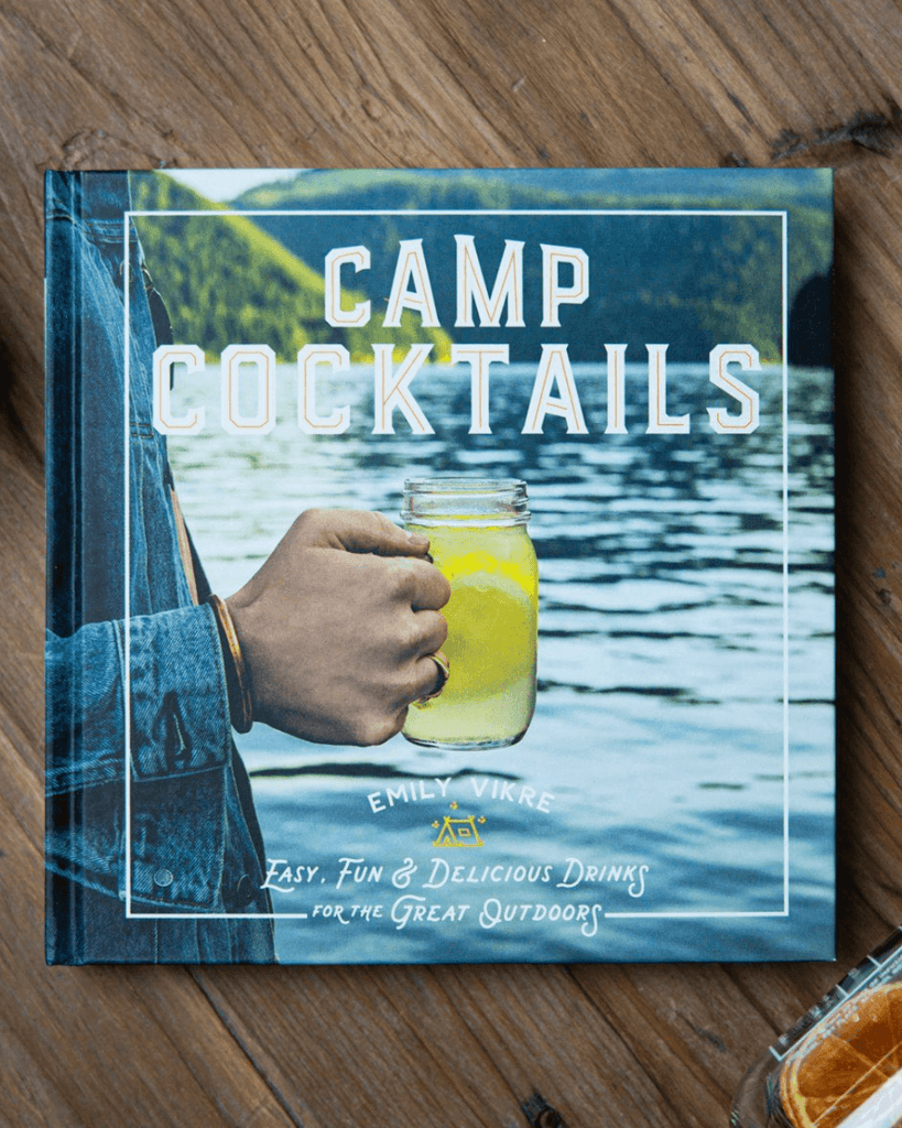 Camp Cocktails Book - Wondery