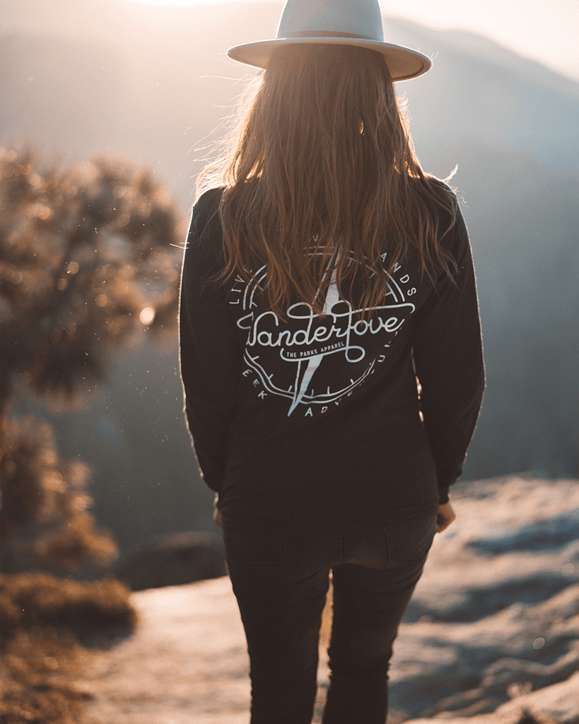 Wanderlove Heavy Long Sleeve Tee - Wondery
