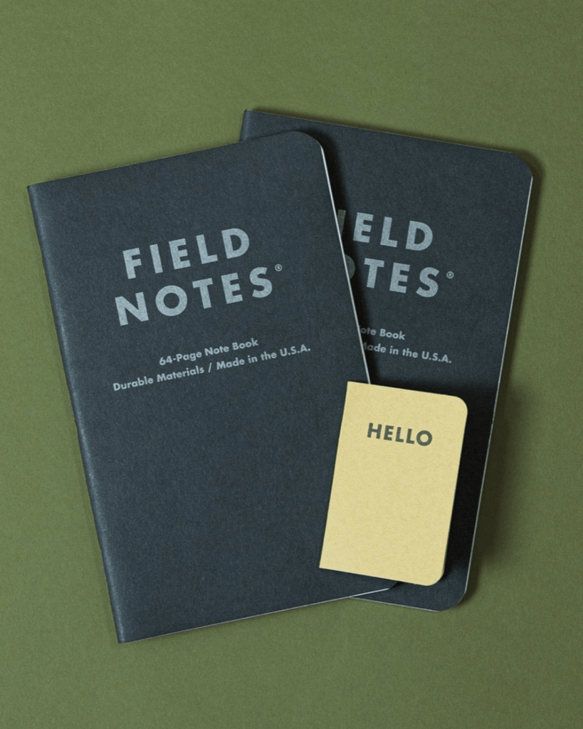 Field Notes | 2-Pack - Wondery
