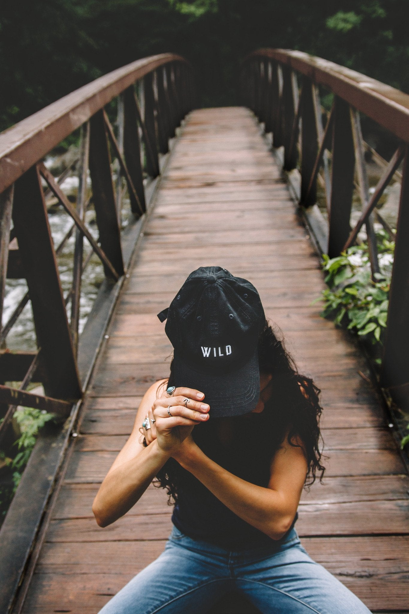 The Parks Classic Wild Dad Hat - The Parks Apparel