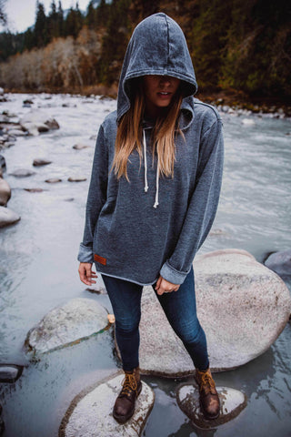 The Parks French Terry River Hoodie
