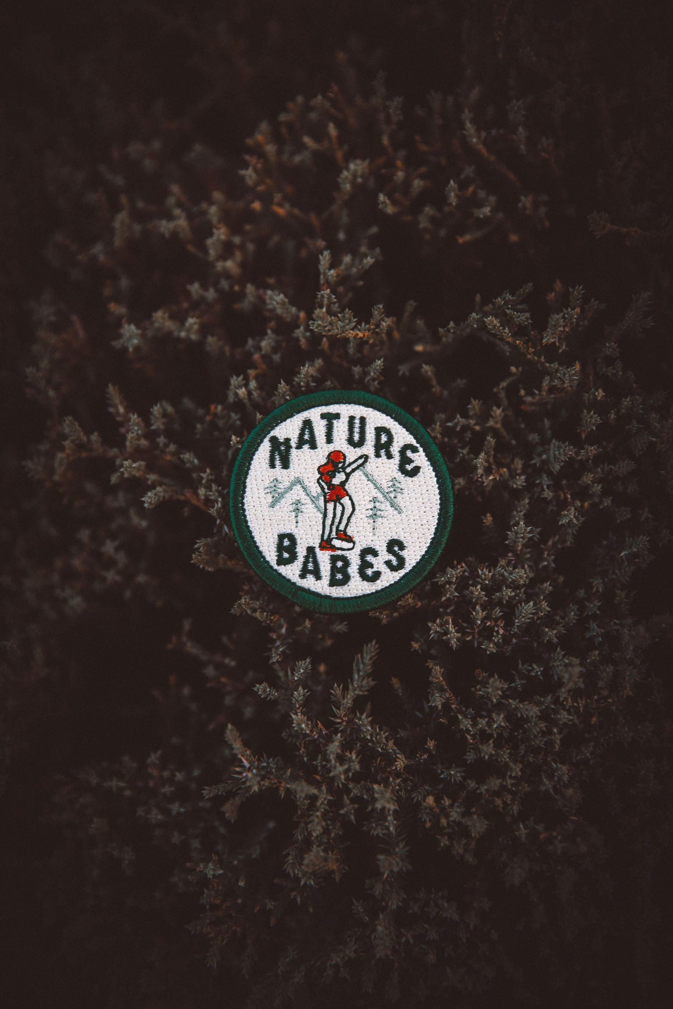Nature Babes Sticky Patch - The Parks Apparel