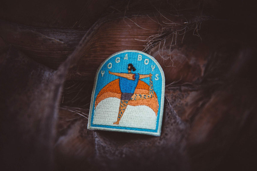 Yoga Boys Sticky Patch - Wondery, A Parks Apparel Brand