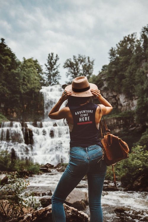 The Parks Adventure is Out Here (Women) - The Parks Apparel