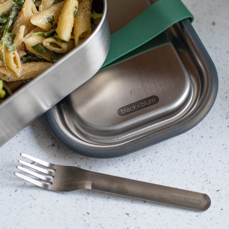 Stainless Steel Lunch Box - Wondery, A Parks Apparel Brand