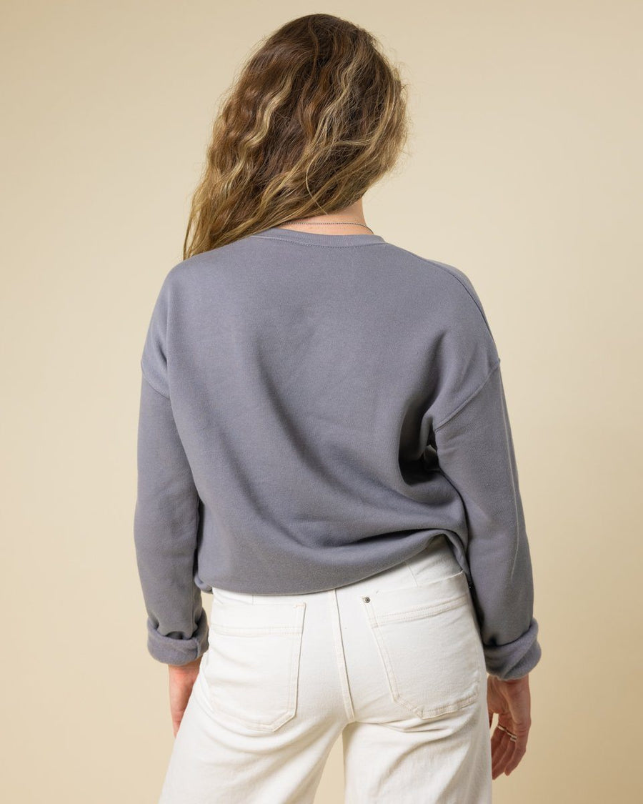Less Is More Crewneck - Wondery