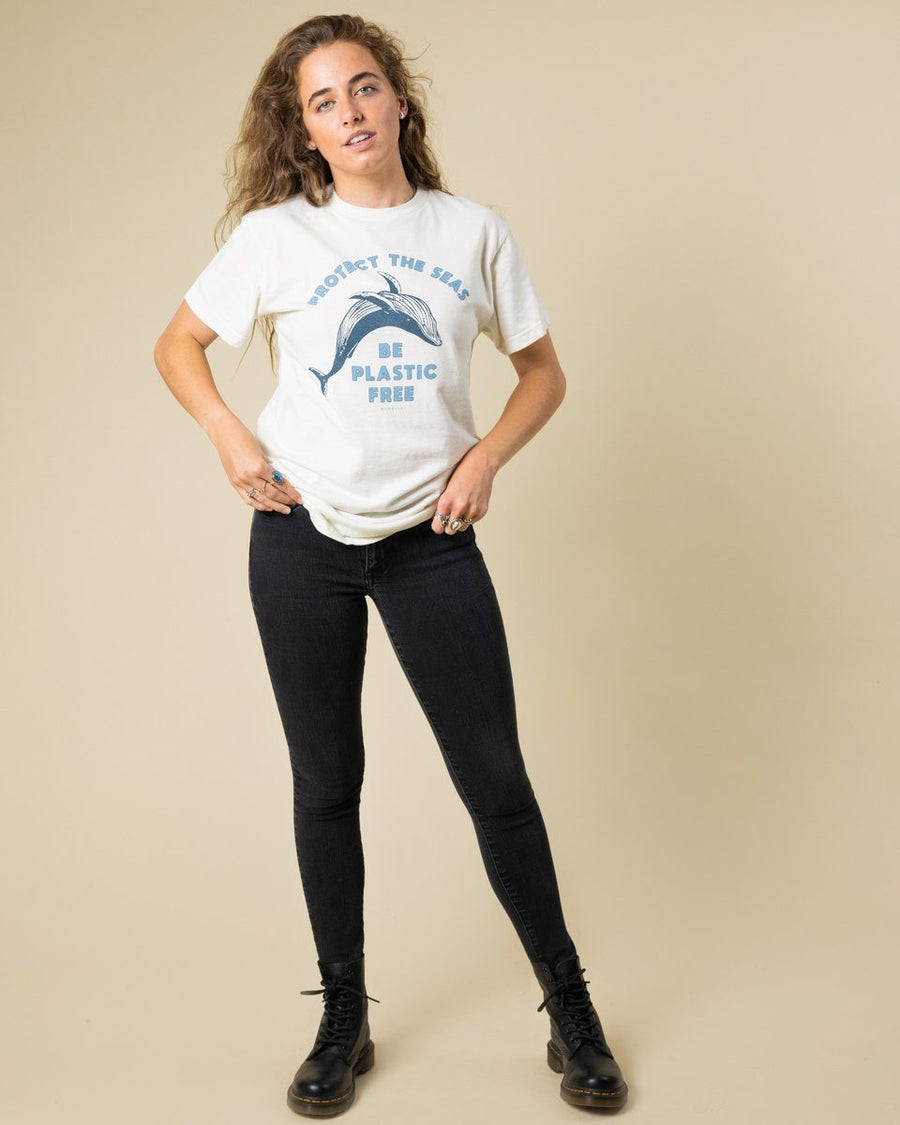 Protect The Seas Tee - Wondery, A Parks Apparel Brand