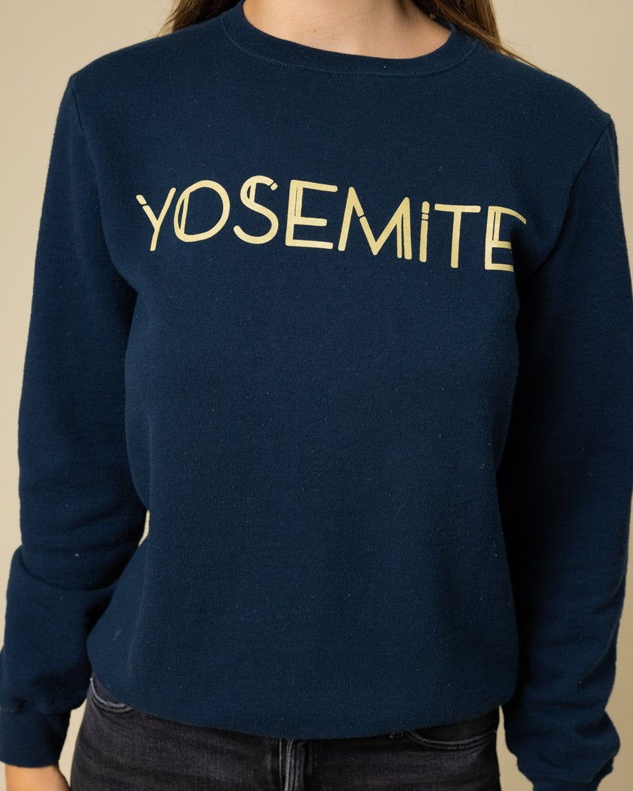 The Parks Yosemite Crewneck - Wondery, A Parks Apparel Brand