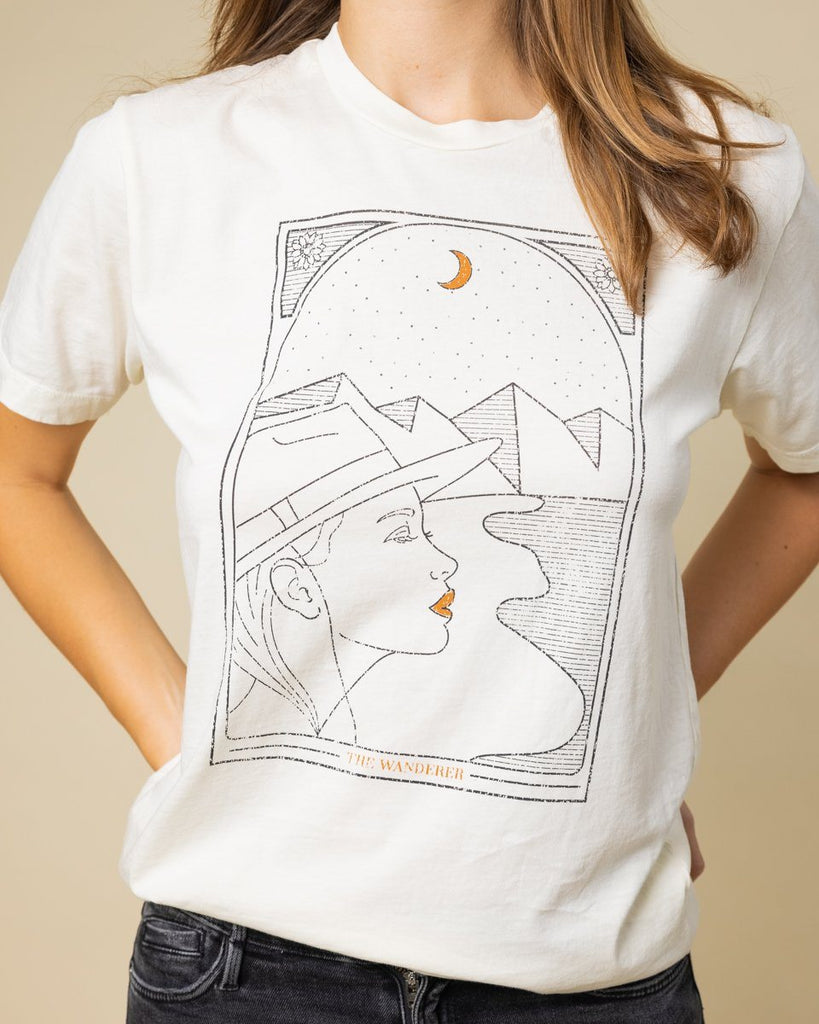The Wanderer Tee - Wondery