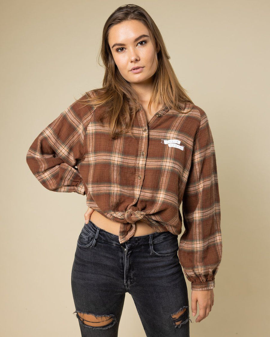 Cabin Fever Flannel Winter 19