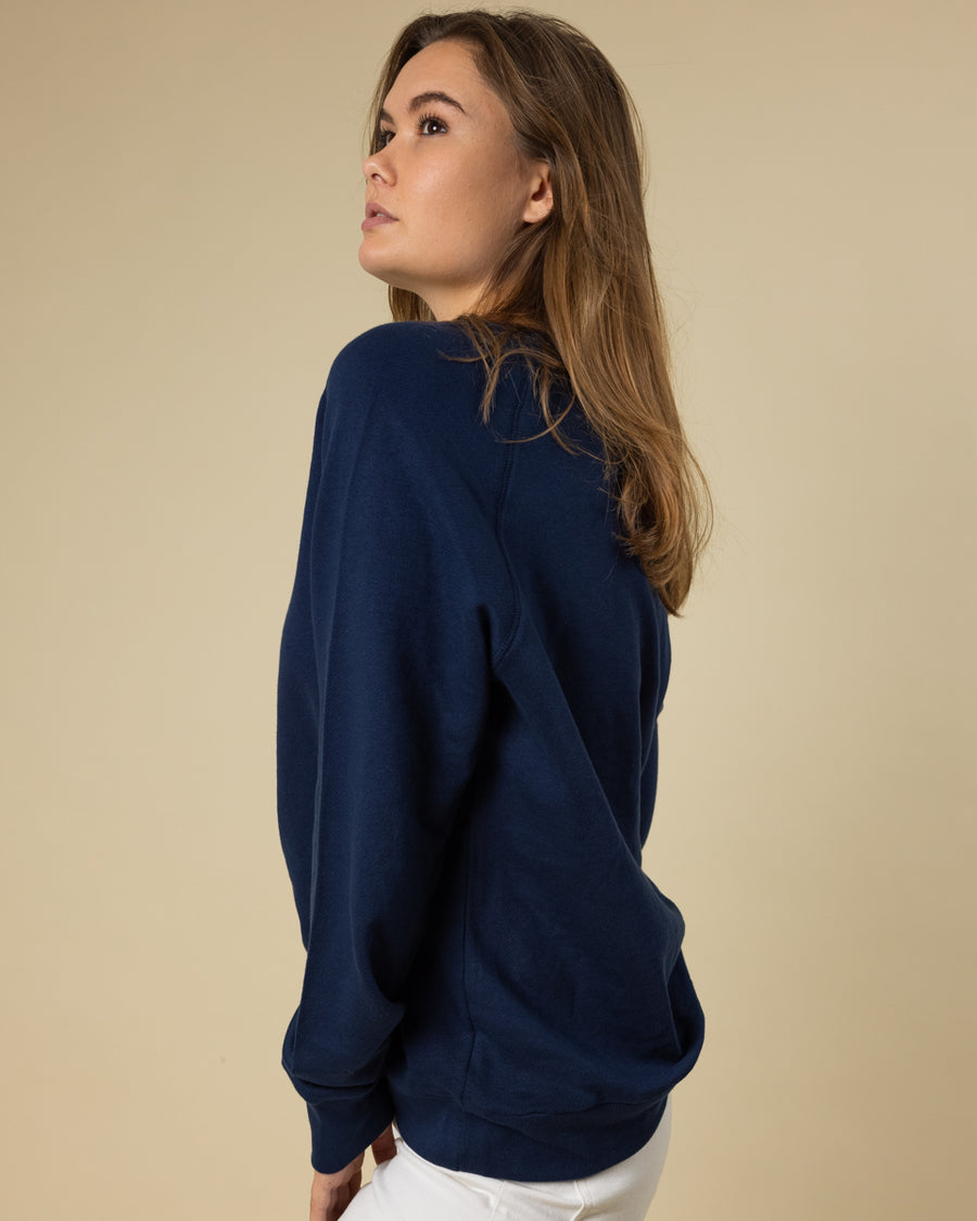 Wander Woman Embroidered Crewneck - Wondery, A Parks Apparel Brand