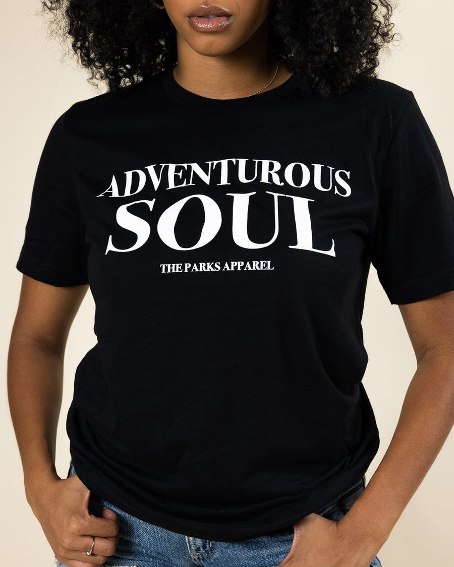 Adventurous Soul Tee - Wondery, A Parks Apparel Brand