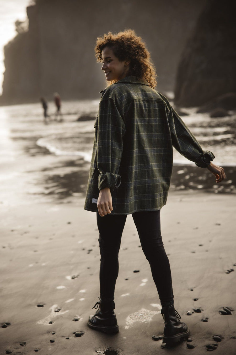 The Kimberley Plaid Flannel