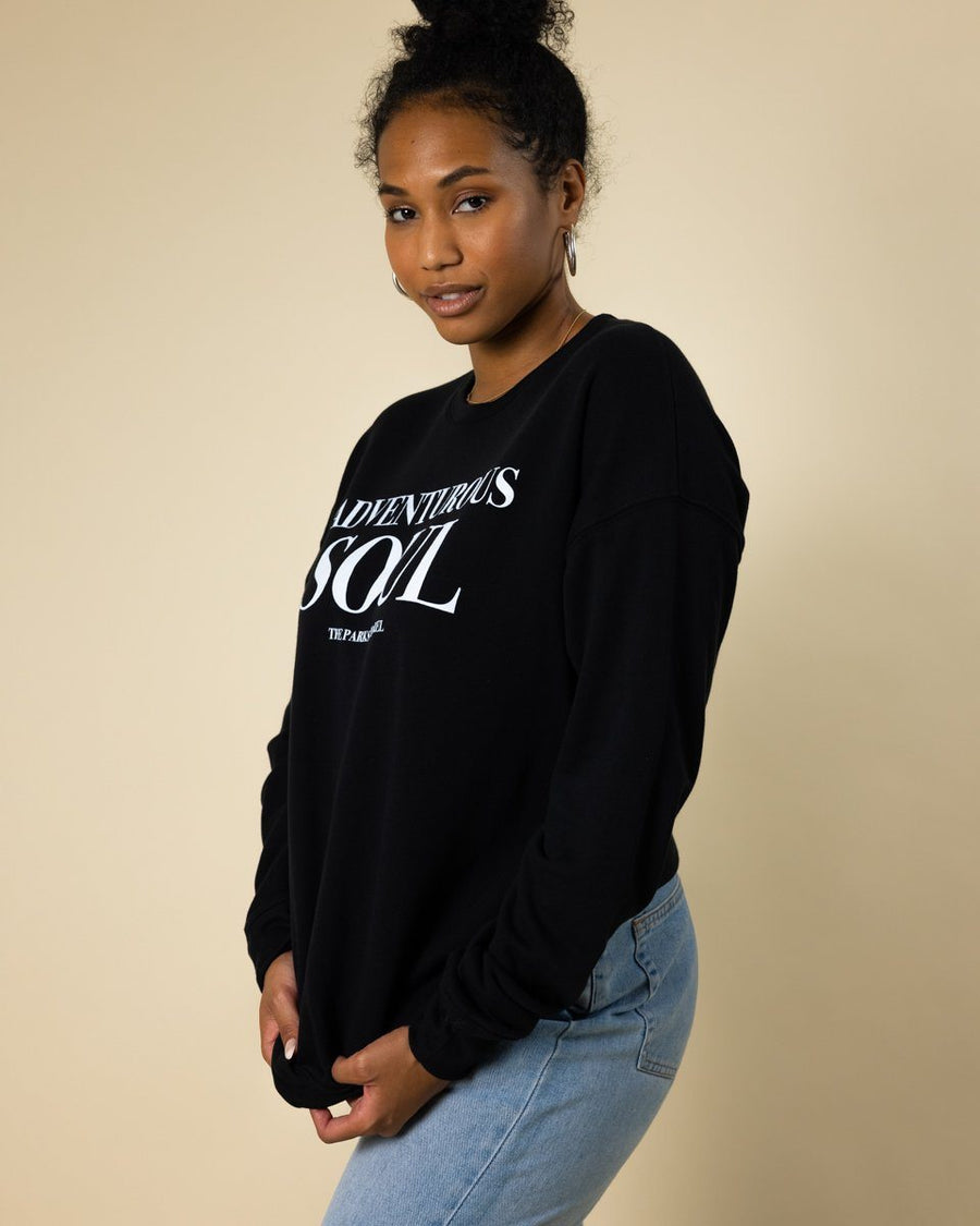 Adventurous Soul Crewneck - Wondery
