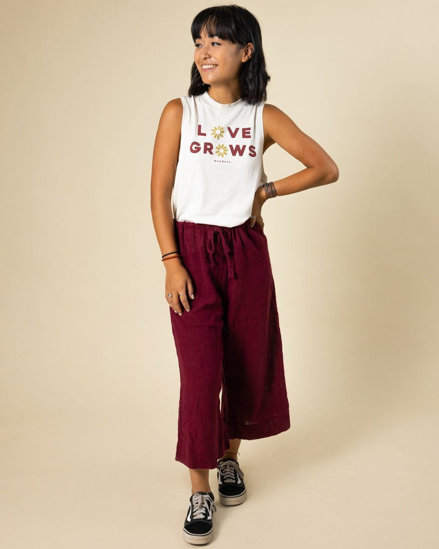 Love Grows Tank - Wondery