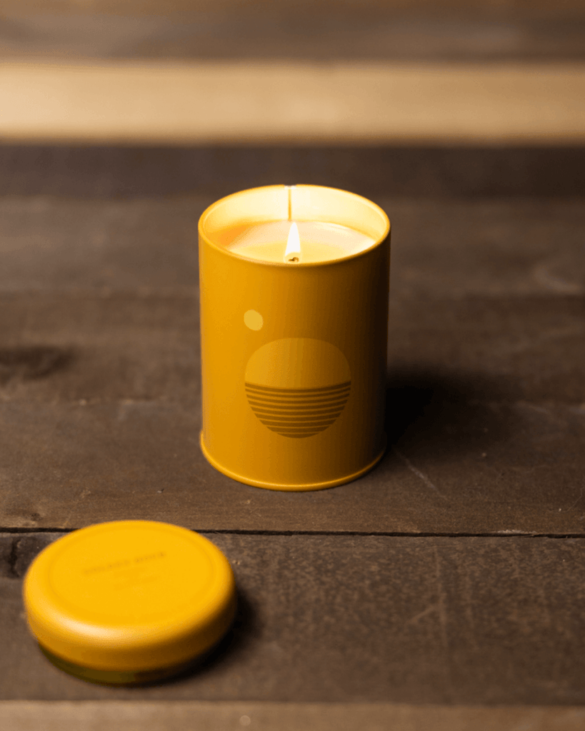 Golden Hour Candle - Wondery