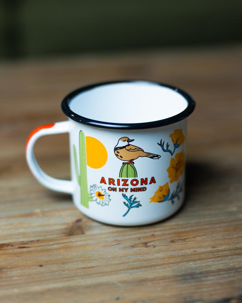 Arizona On My Mind Mug - Wondery