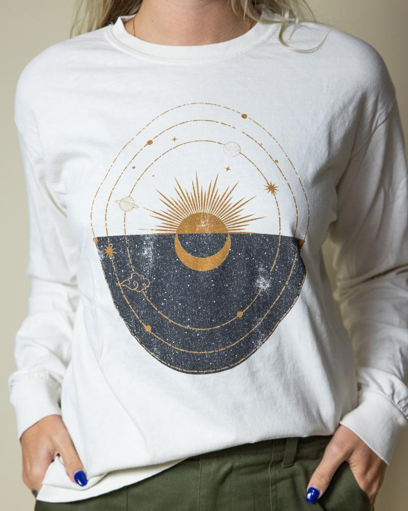 Solstice Long Sleeve - Wondery