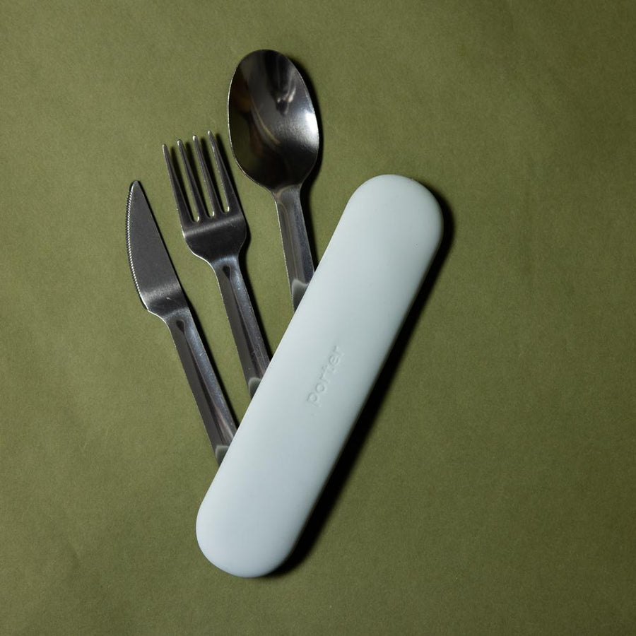 Compact Camp Utensil Set - Wondery, A Parks Apparel Brand