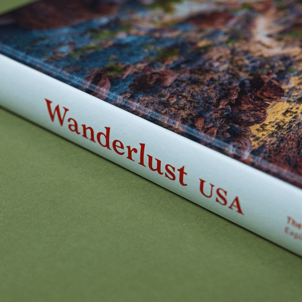 Wanderlust USA - Wondery
