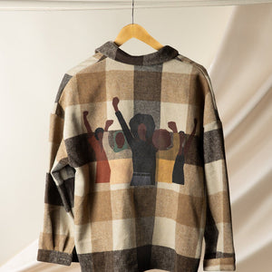 Limited Edition Power to the People Flannel