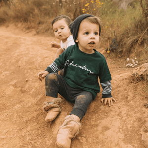 Adventurer In Training | Kids Tee