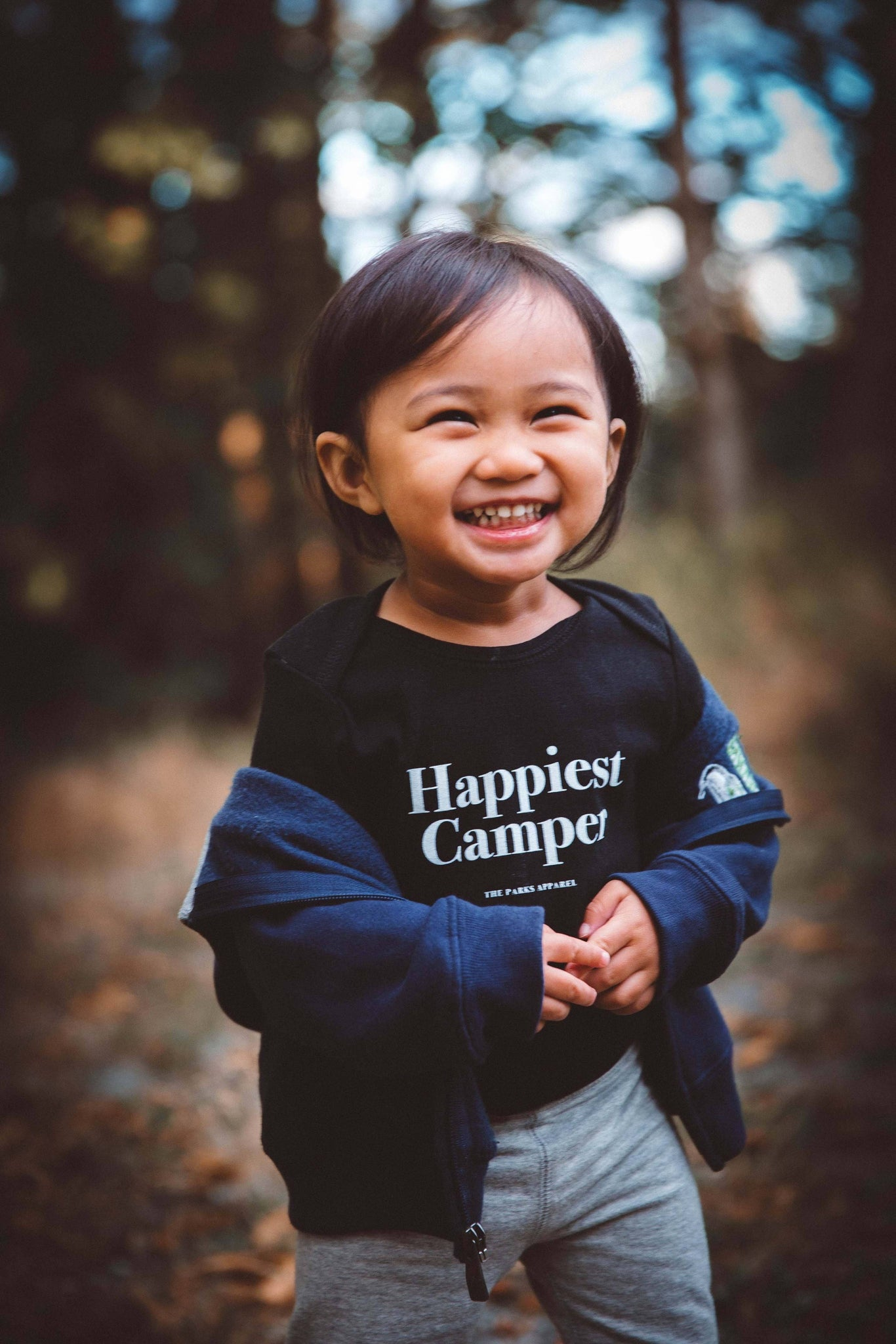 The Parks Happiest Camper Onesie - The Parks Apparel