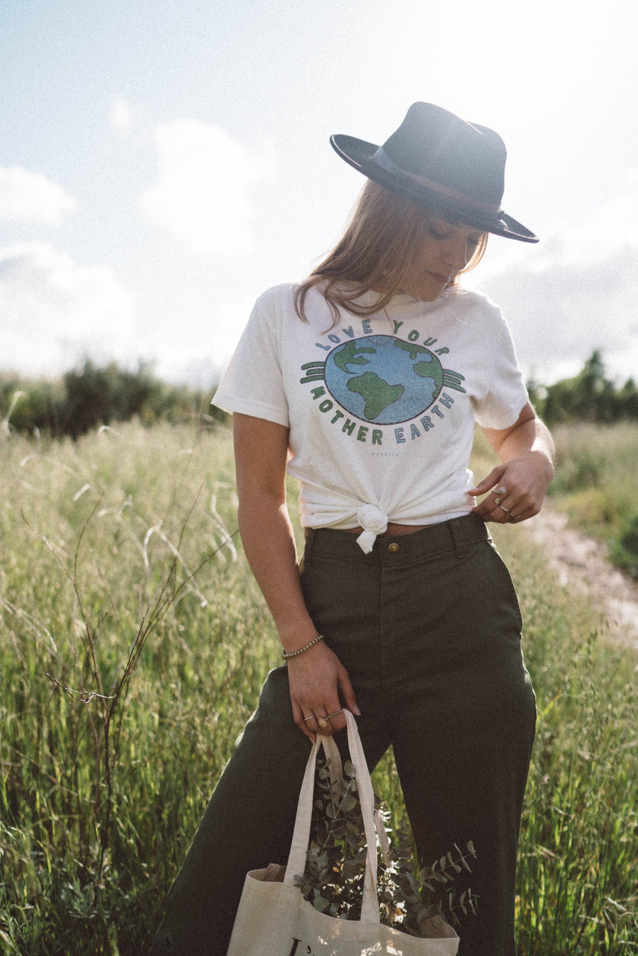 Love Your Mother Earth Tee - Wondery, A Parks Apparel Brand