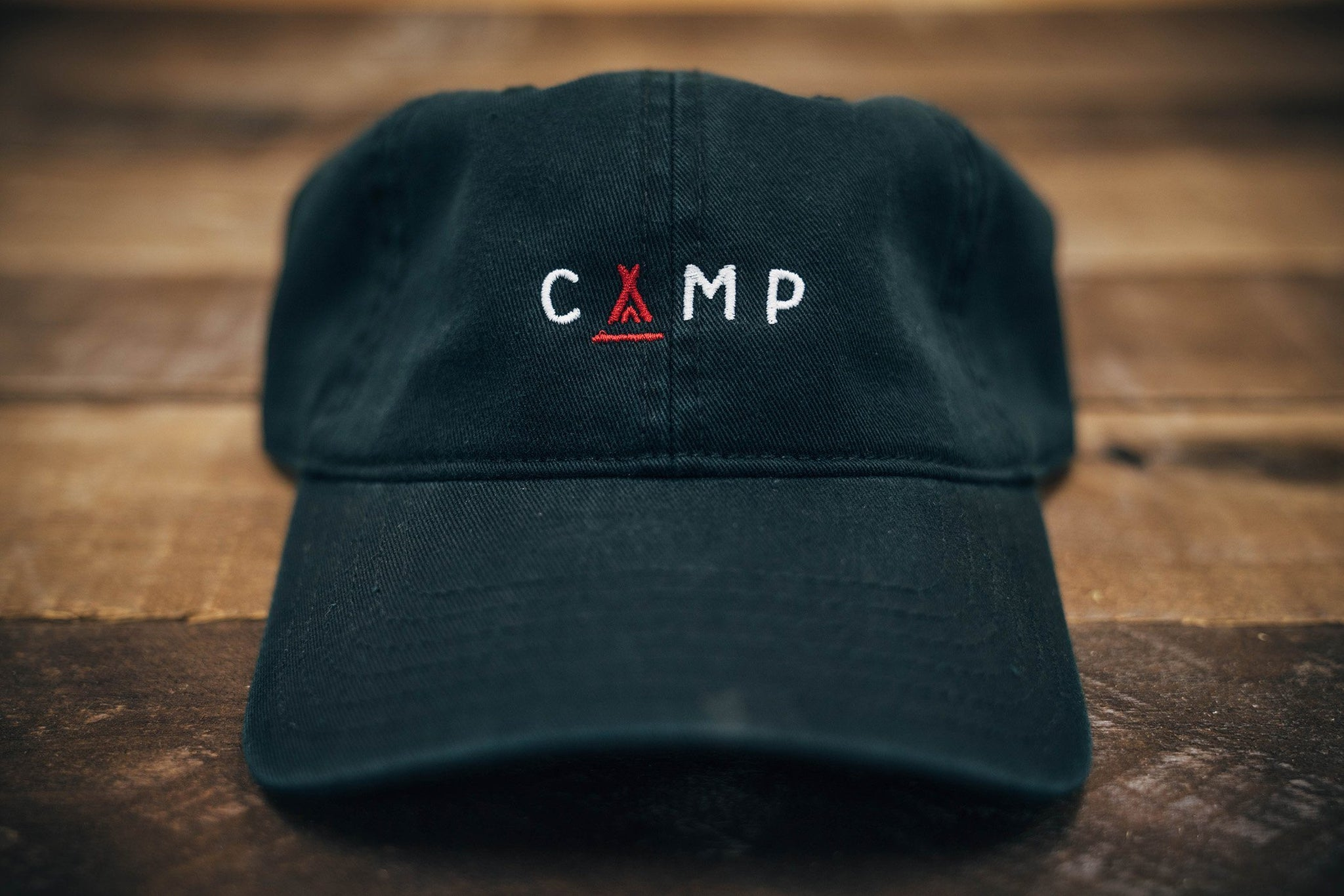 CAMP Dad Hat - The Parks Apparel