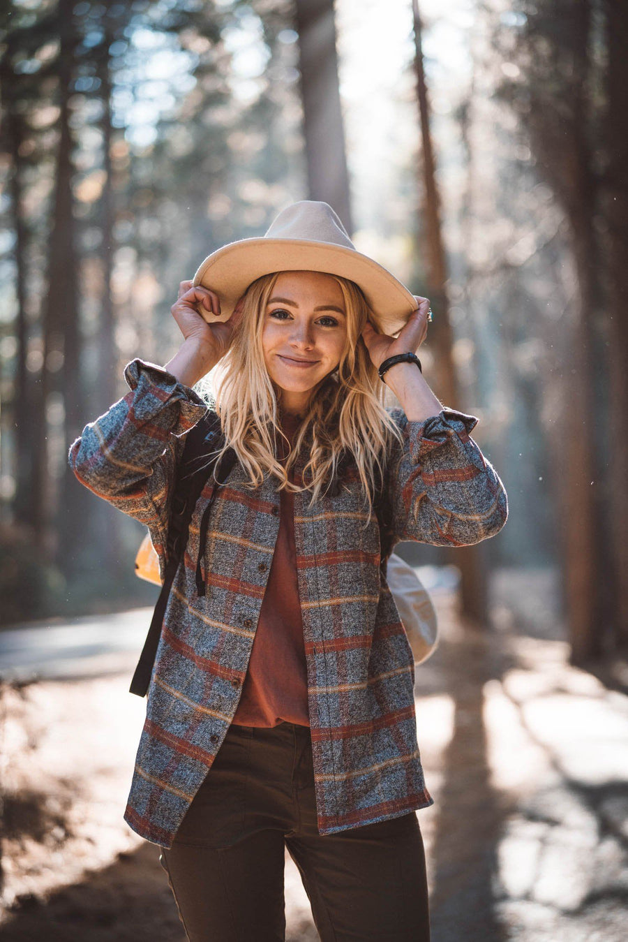 Rainier Classic Heather Flannel - Wondery, A Parks Apparel Brand