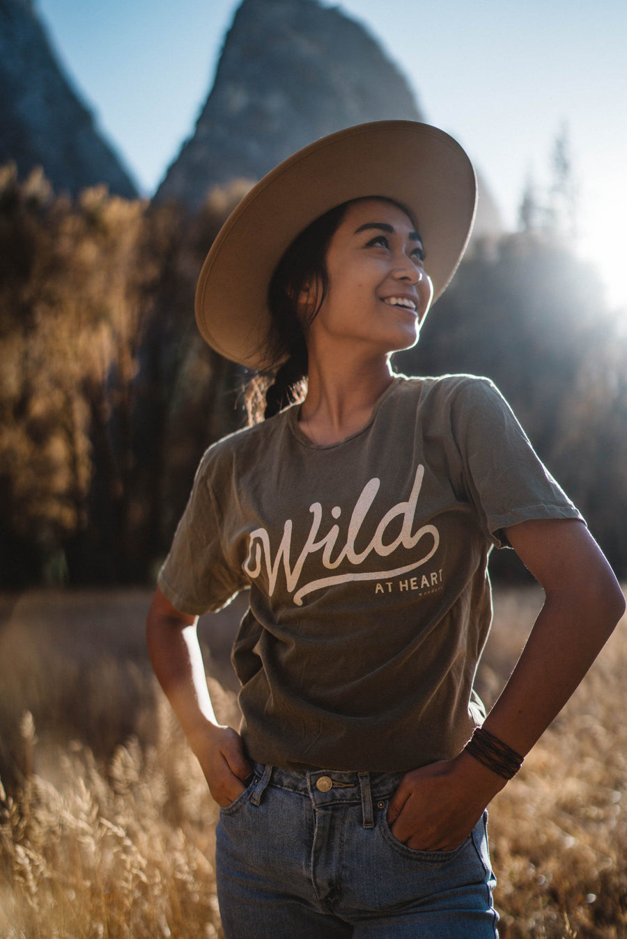Wild At Heart Tee - Wondery, A Parks Apparel Brand