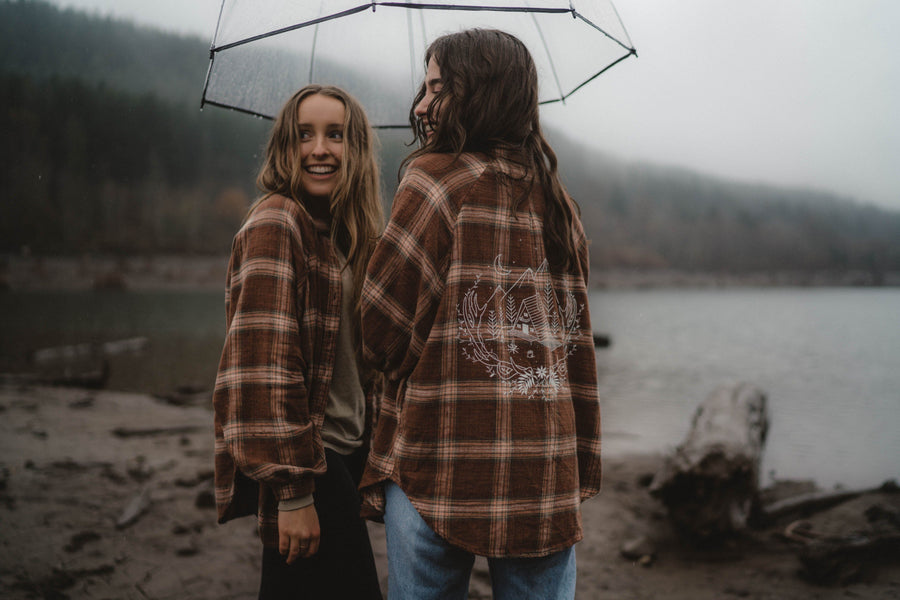 Cabin Fever Flannel Winter 19 - Wondery, A Parks Apparel Brand