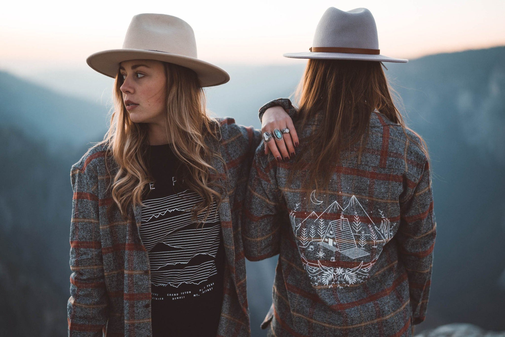 Limited Run Rainier Cabin Fever Flannel Winter 18 - The Parks Apparel