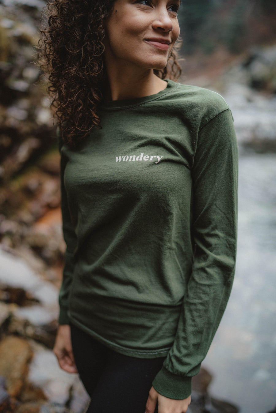 Wondery Long Sleeve