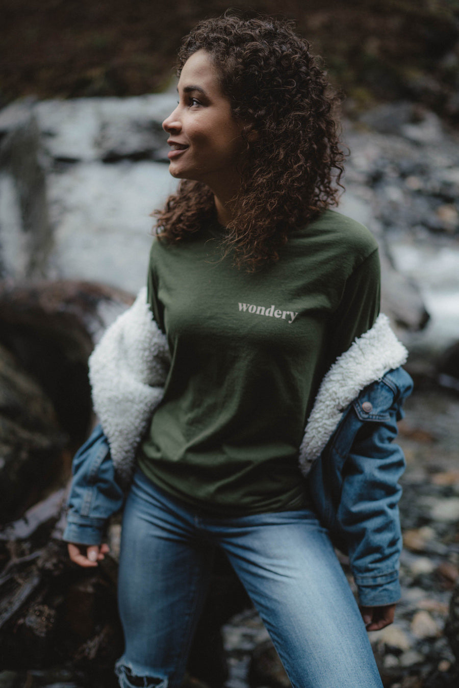 Wondery Long Sleeve - Wondery, A Parks Apparel Brand