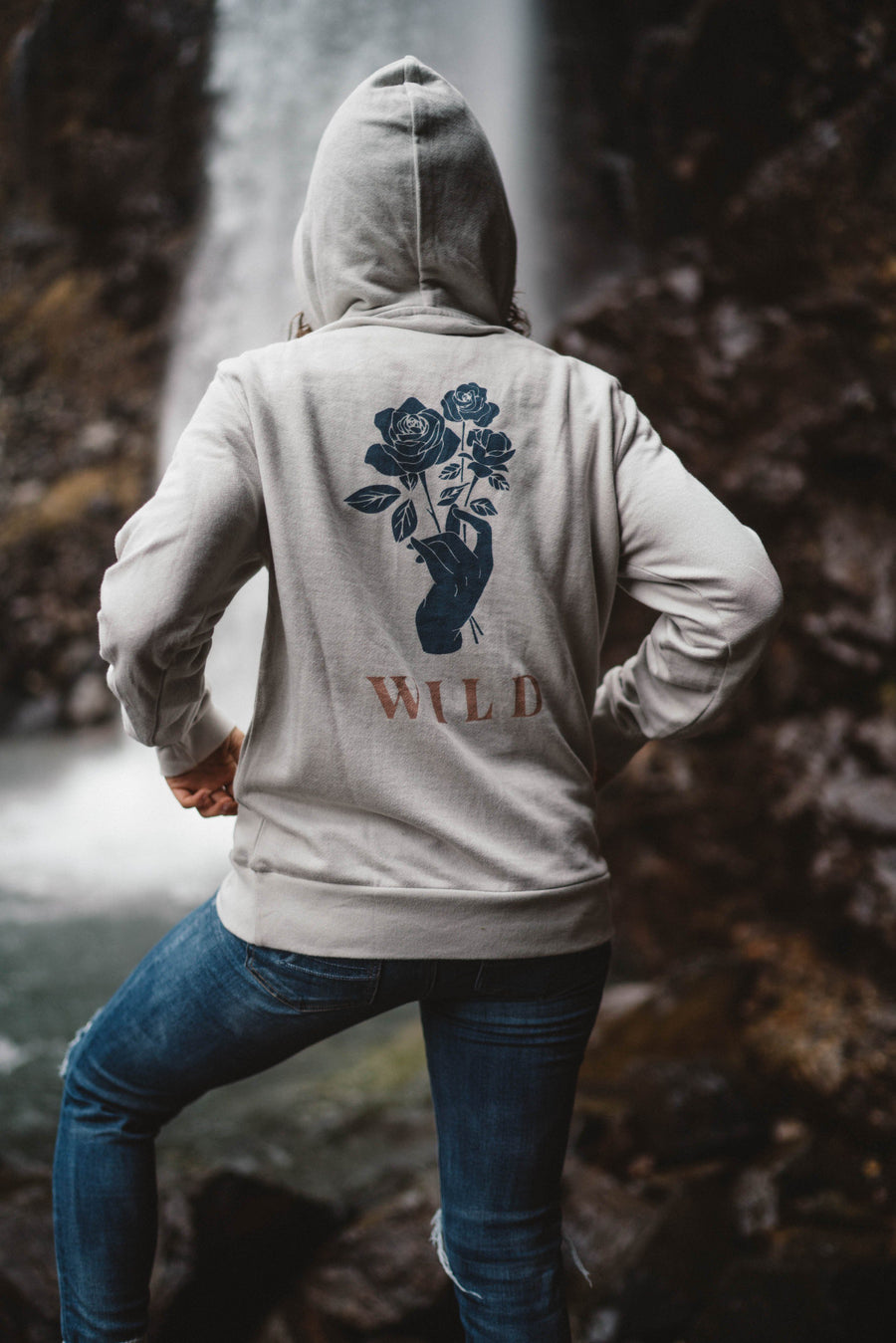 Keeper of The Wild Hoodie - Wondery, A Parks Apparel Brand