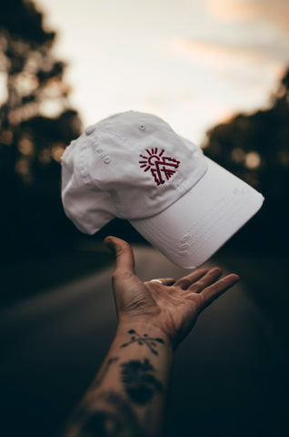 The Parks Sunrise Dad Hat
