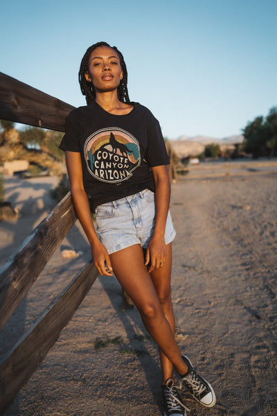 Coyote Canyon Tee - Wondery, A Parks Apparel Brand