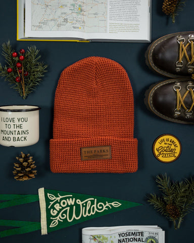 The Official Beanie - The Parks Apparel