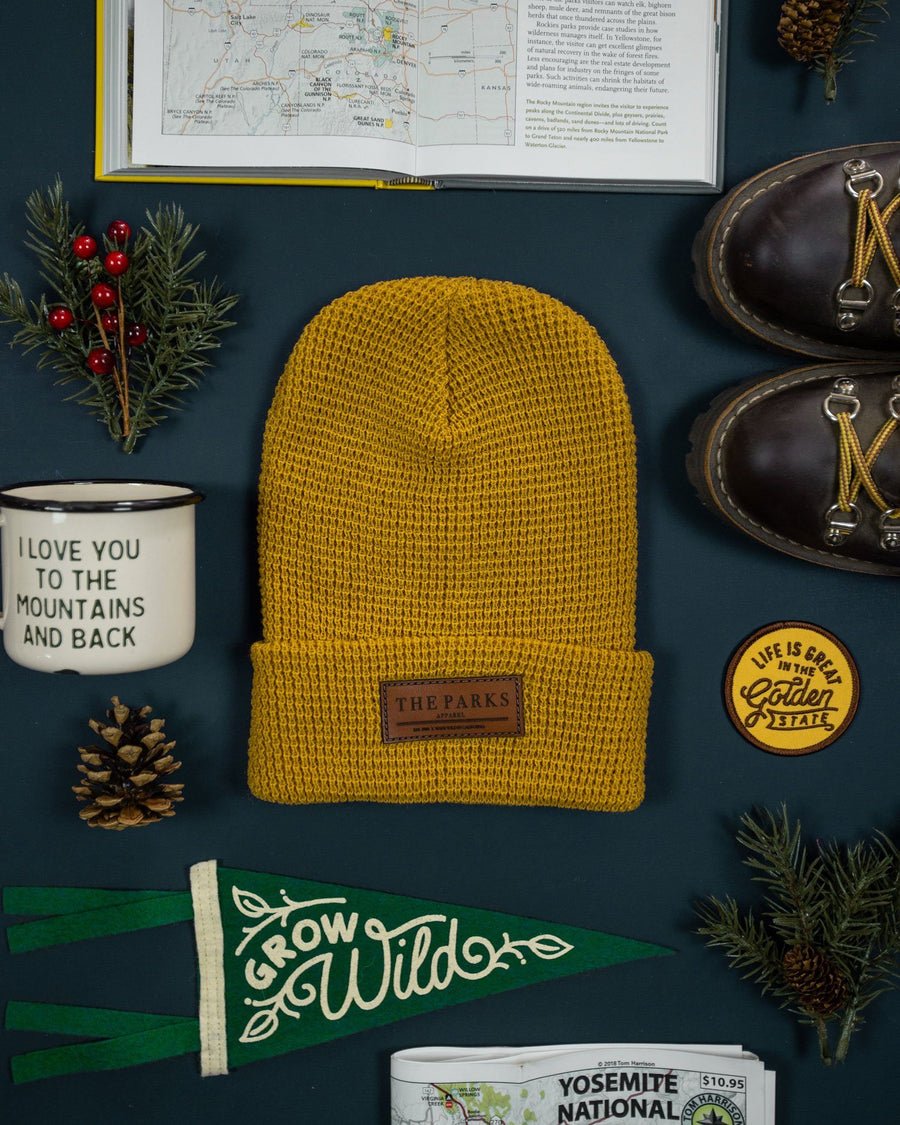 The Official Parks Beanie - Wondery