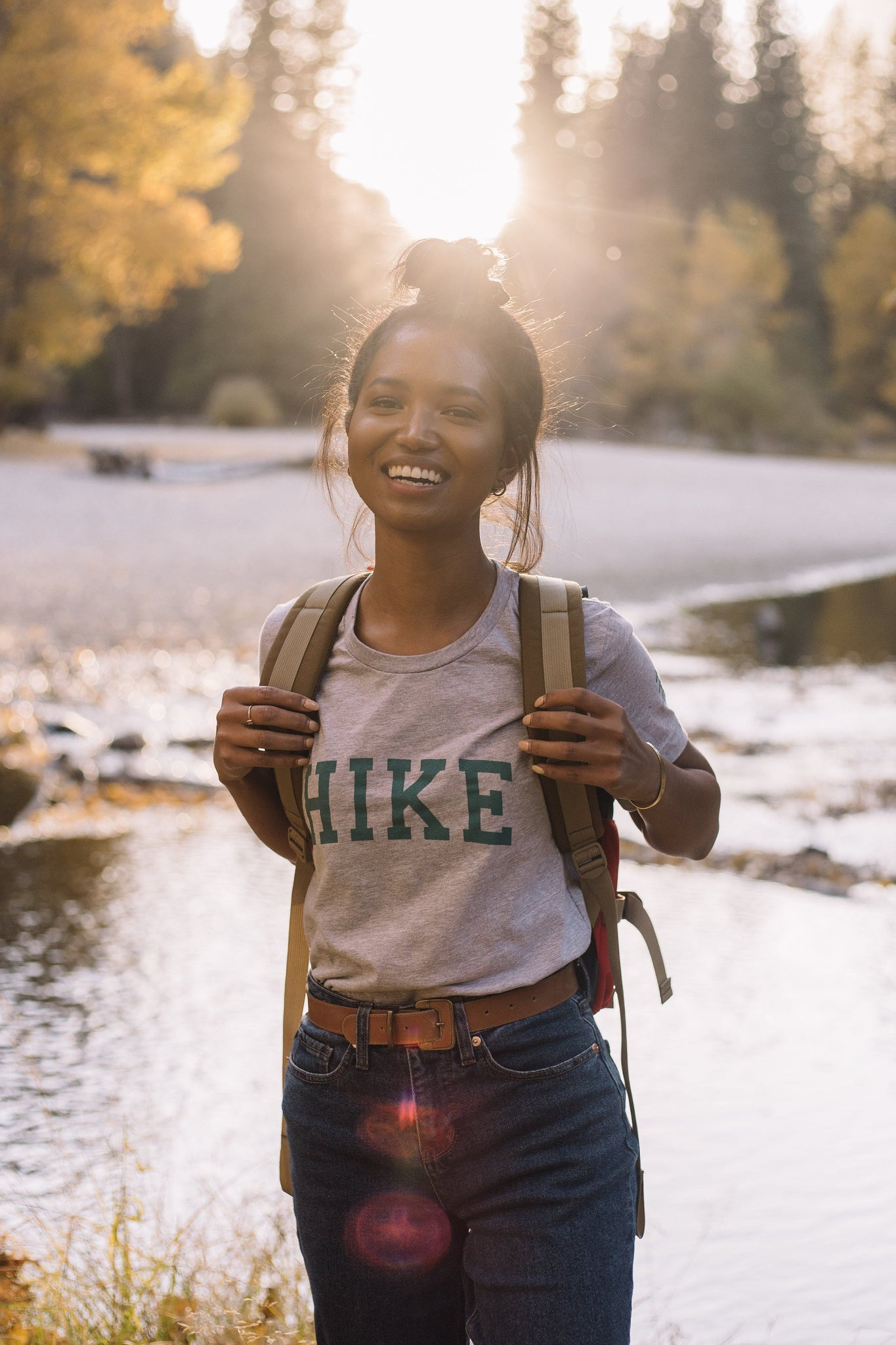 The Parks Hike Tee - The Parks Apparel