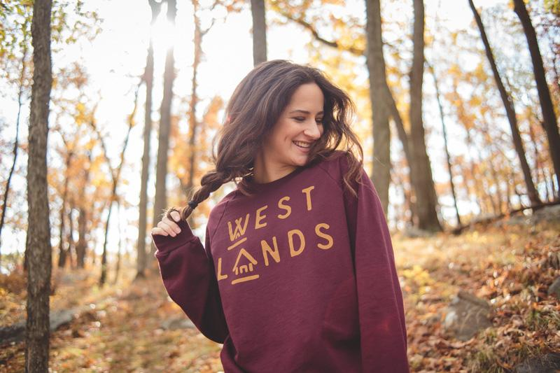 West Lands Classic Crewneck - The Parks Apparel