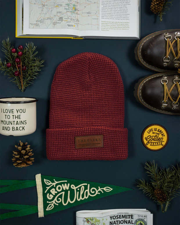 The Official Parks Beanie 1