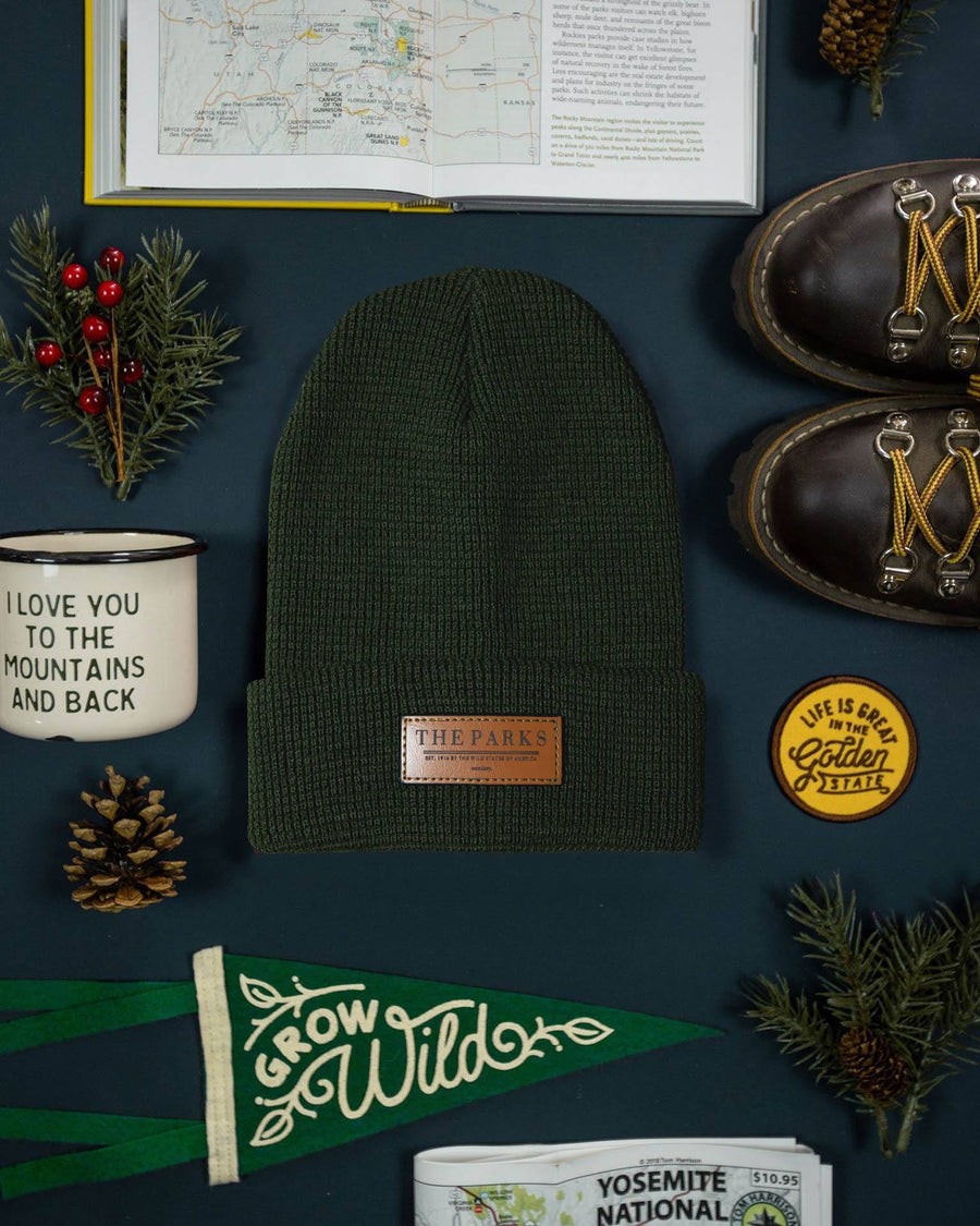 The Official Parks Beanie