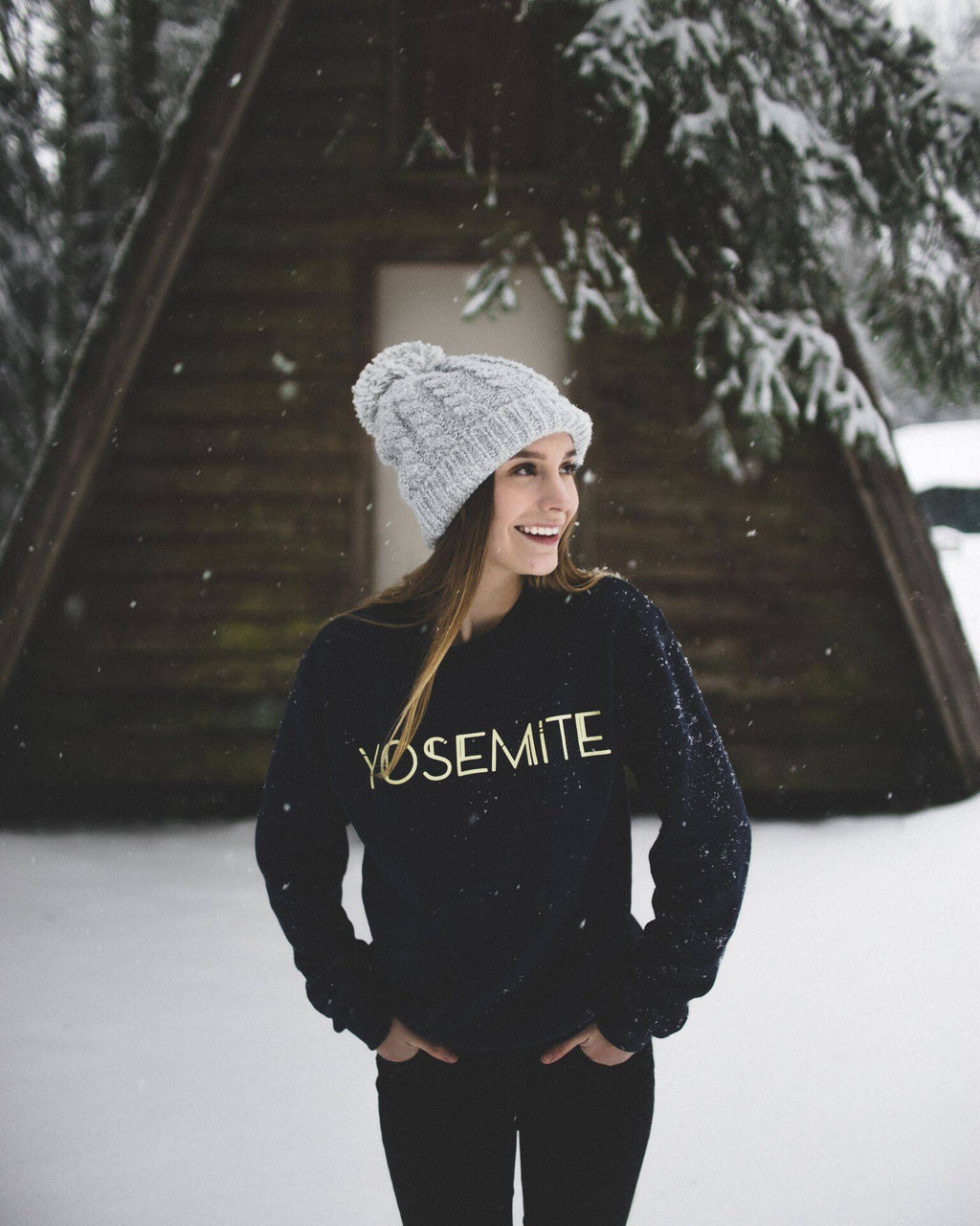 The Parks Yosemite Crewneck - The Parks Apparel
