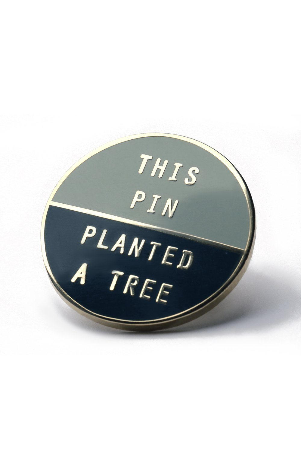 Plant a Tree Enamel Pin - The Parks Apparel
