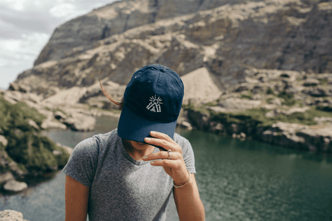 The Parks Sunrise Dad Hat - The Parks Apparel