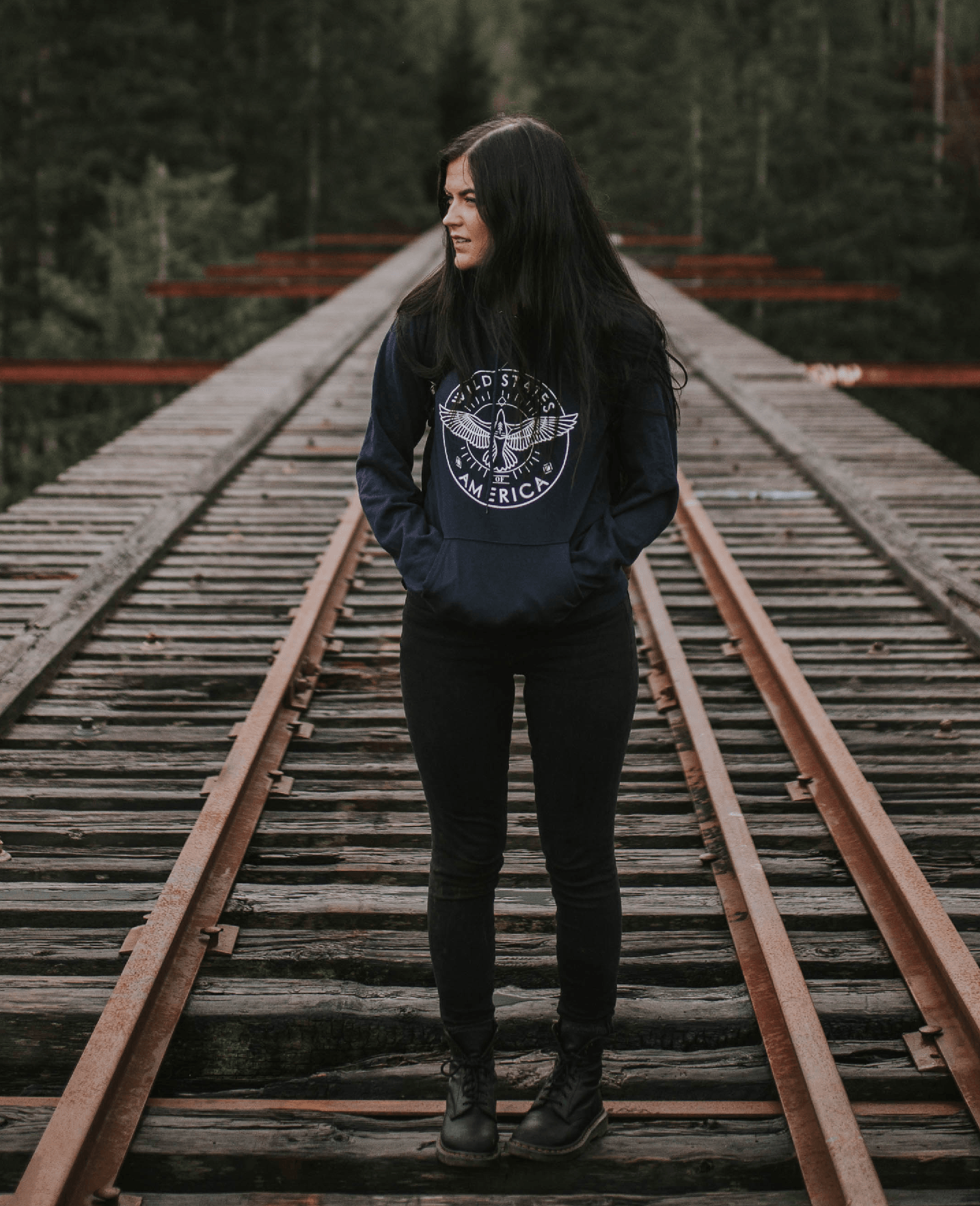 The Parks Wild States Hoodie