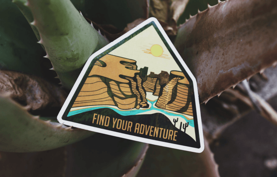 Find Your Adventure (Desert Edition) - Wondery, A Parks Apparel Brand