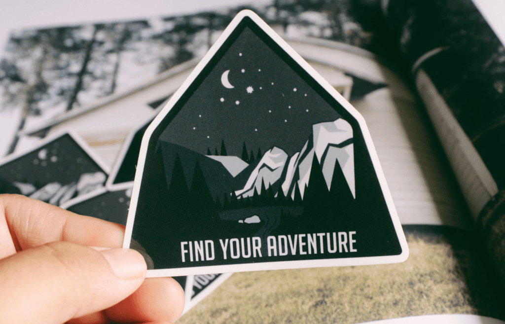 Find Your Adventure (Wilderness Edition) - The Parks Apparel